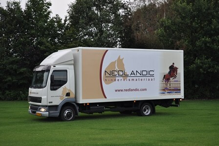 Transport Paardenmatras nedlandic
